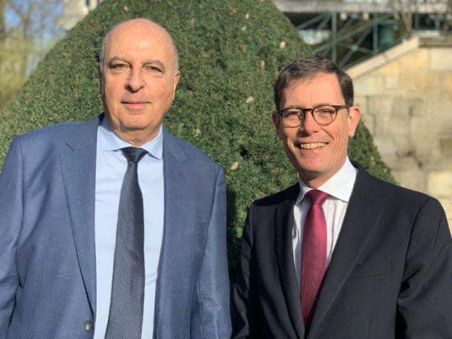 Avec Gilles Hagege - Gilles Carrez et Laurent Lafon soutiennent la liste « Union pour Nogent »