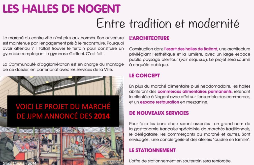 Gilles Hagège et son équipe vous proposent deux projets pour le cœur de ville, le choix est entre vos mains